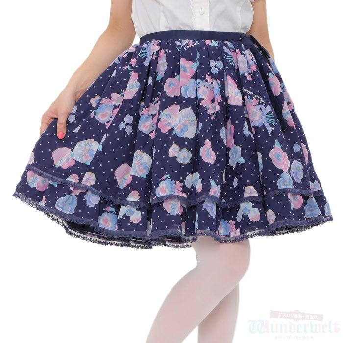 Angelic Prettyのスウィーティーバイオレットスカートの買取実績
