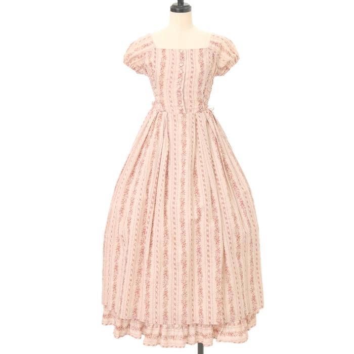 Victorian Maidenのサイド編み上げロングワンピースの買取実績
