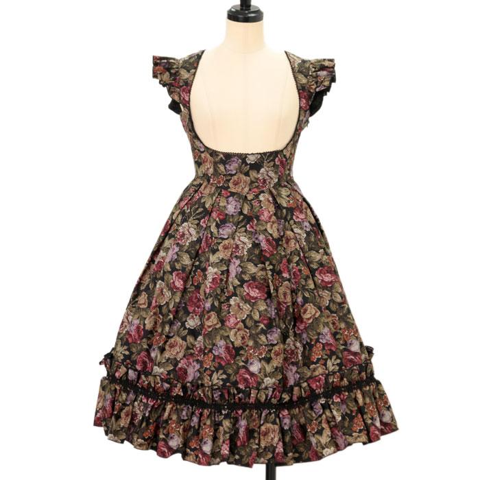 Victorian Maidenのゴブラン花柄ジャンパースカートの買取実績
