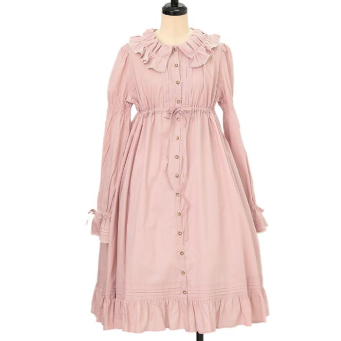 Victorian Maidenのフリルカラーブラウスワンピースの買取実績