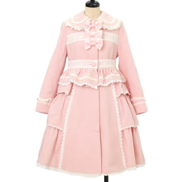 BABY, THE STARS SHINE BRIGHTのピンクコートの買取実績