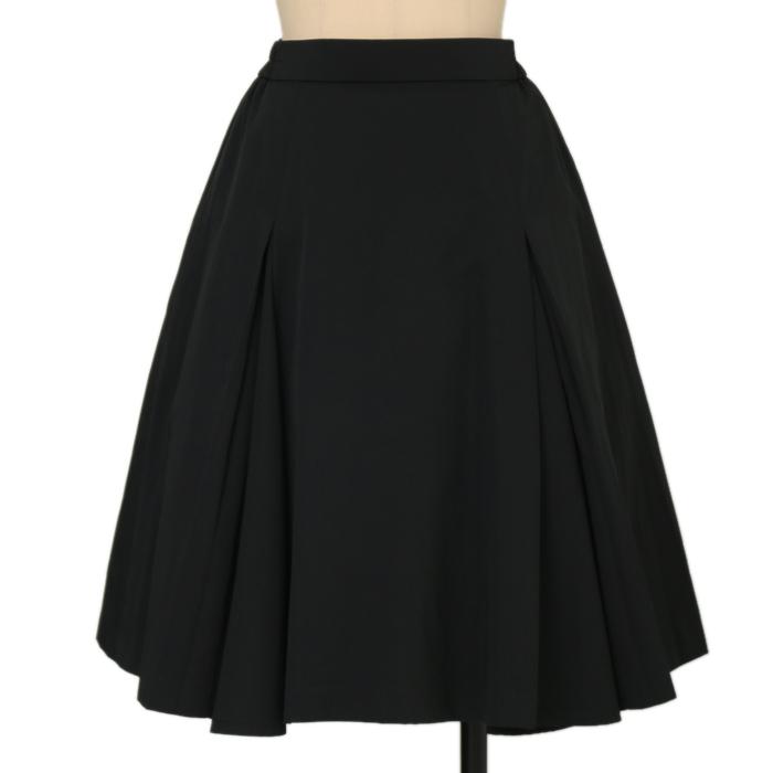 ATELIER BOZの黒プリーツスカートの買取実績