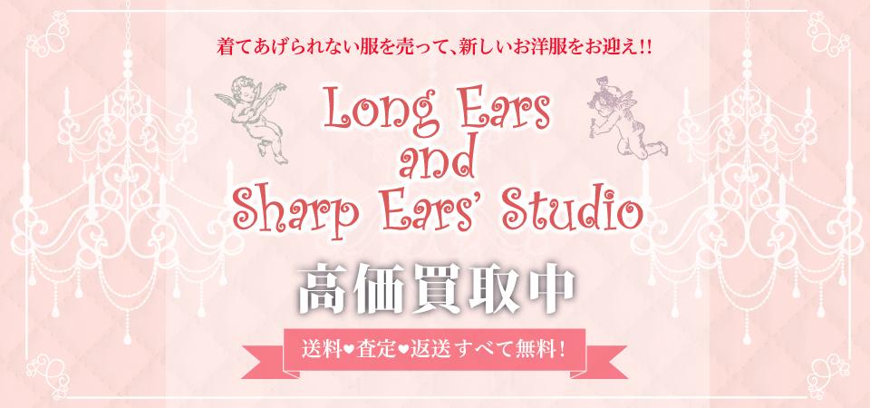 Long Ears and Sharp Ears' Studio